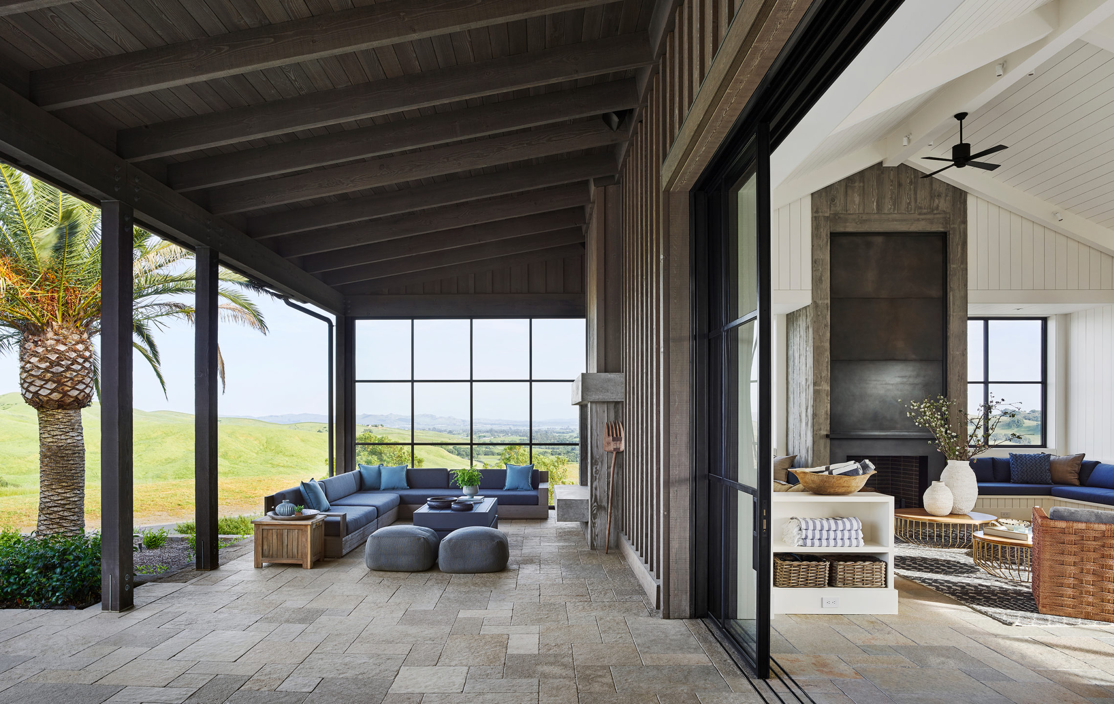 Jennifer_robins_interiors_projects_napa_valley_8_ext_exterior_interior_int_lookthrough_fireplace_living_room_LR_seating