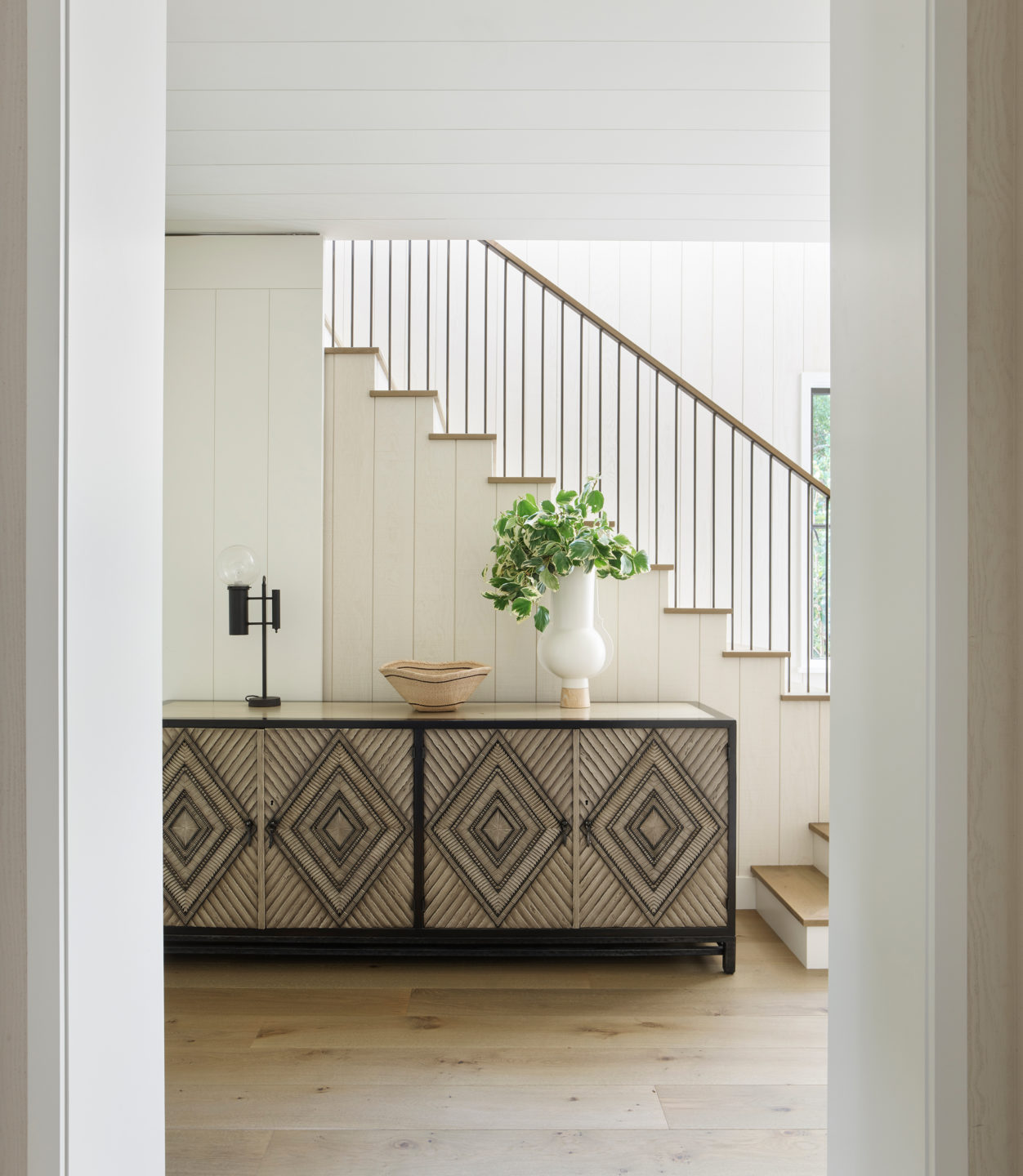 Jennifer_robins_interiors_projects_pacific_heights_portola_valley_entryway_hallway_stairs_Portola_25_HR